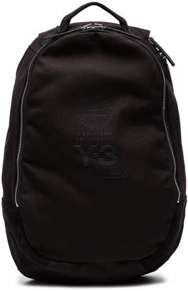 Y-3 street logo backpack
