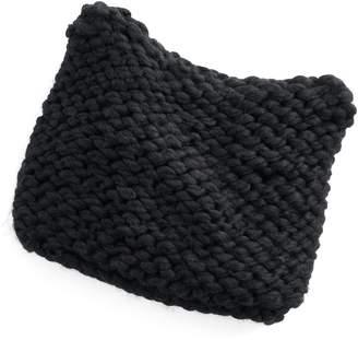 Lauren Conrad Women's Chunky Knit Kitty Ear Beanie