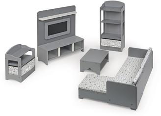 Badger Basket 10-Piece Media Room Furniture Play Set