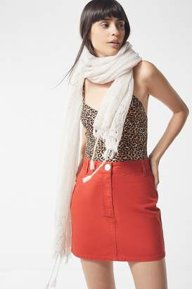 Urban Outfitters Crochet Beachy Blanket Scarf
