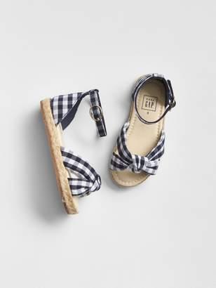 Gap Knot Espadrille Sandals