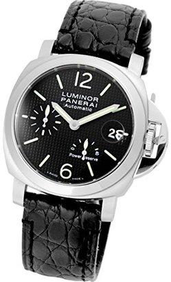 Panerai [パネライ 腕時計 ルミノールパワーリザーブ 40mm PAM00241 メンズ [中古品]