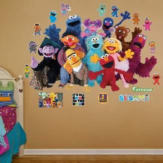 Fathead Sesame Street Group Wall Decals