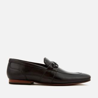 Ted Baker Men's Daiser Leather Loafers - Black