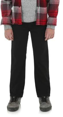Wrangler Husky Boys Advanced Comfort Straight Jean