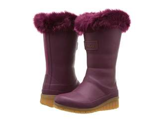 Joules Kids Downtown Tall Padded Winter Welly Boot (Toddler/Little Kid/Big Kid)