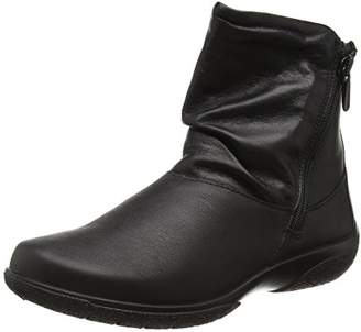 Hotter Whisper, Women's Ankle Boots, Black (Black), (36 EU)