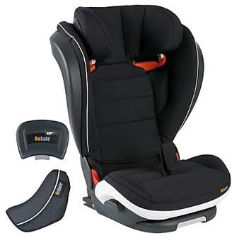 BeSafe Izi Flex High-Back Booster Group 2/3 i-Size Seat, Black