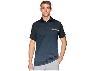 Under Armour Golf Perpetual Fade Polo Men's Clothing