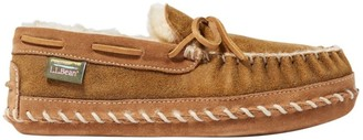 L.L. Bean L.L.Bean Wicked Good Slipper Camp Moccasin Originals Women's