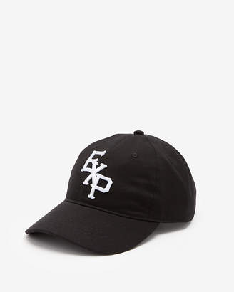 Express Logo Baseball Hat