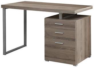 Monarch Left or Right-Facing Floating Desktop Desk