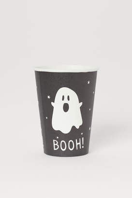 H&M 10-pack paper cups