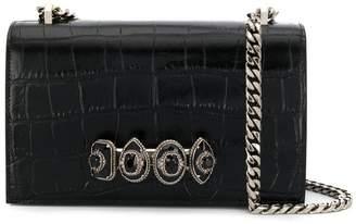 Alexander McQueen Knuckle Duster satchel bag