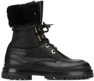 AGL lace-up boots