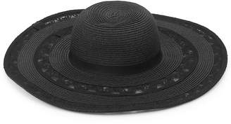 San Diego Hat Company Woven Lace Sun Hat