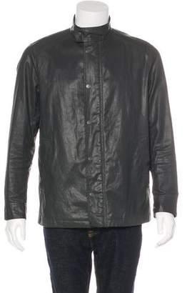 Theory Aldwin Coated Jacket
