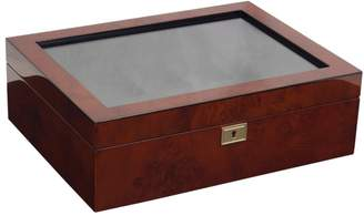 Wolf Savoy Ten-Piece Watch Box