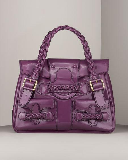 Valentino Patent Histoire Bag