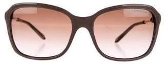 Tiffany & Co. Square Gradient Sunglasses