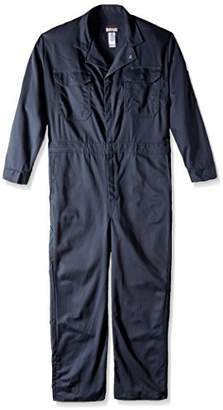 Equipment Bulwark Flame Resist 4.5 oz Nomex IIIA Classic Coverall with Hemmed Sleeves