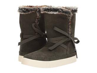 Toms Vista Water-Resistant Boot Women's Pull-on Boots