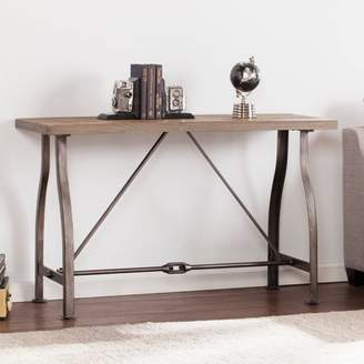 Southern Enterprises Jacoby Industrial Console Table