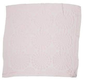 Givenchy Polka Dot Woven Scarf