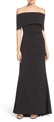 Vince Camuto Popover Gown