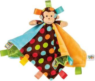 Taggies Dazzle Dots Monkey Character Blanket Soft Toy