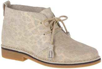 Hush Puppies Cyra Catelyn Water Resistant Chukka Boot - Wide Width Available