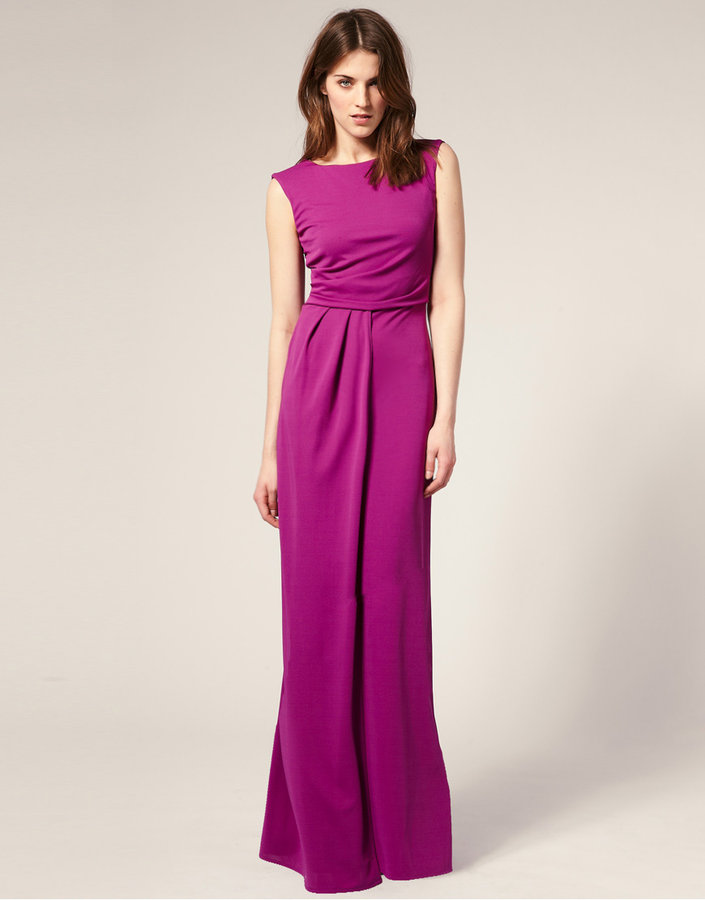 Warehouse Glamazon Maxi Dress