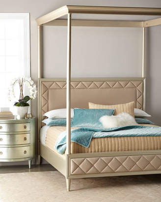 Caracole Over the Top King Bed