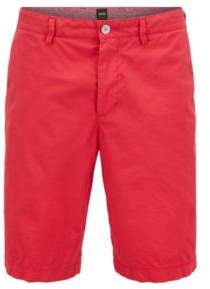 BOSS Hugo Cotton Short, Regular Fit Bright D 34R Pink