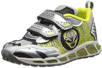 Geox Boys' JR Shuttleboy 6 Sneaker