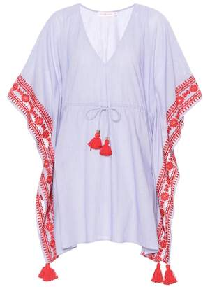 Tory Burch Ravenna Beach embroidered kaftan