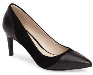 Women's Cole Haan Shayla Pointy Toe Pump $150 thestylecure.com