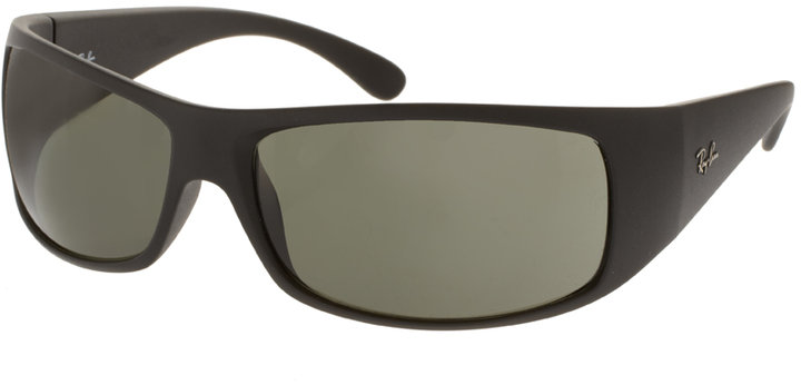 Ray-Ban Wrap Around Sunglasses Sold Out thestylecure.com