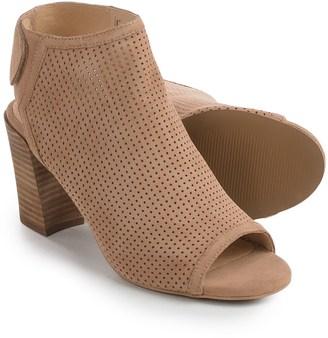 Me Too Adam Tucker Malena Bootie Sandals - Nubuck (For Women) $34.99 thestylecure.com