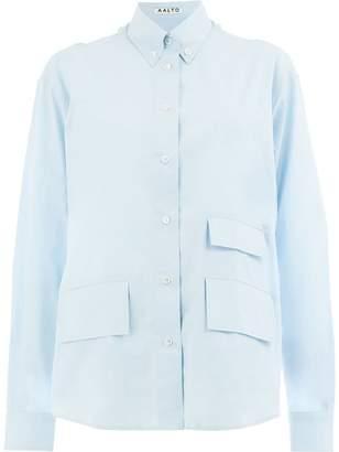 Aalto longsleeved pocket shirt