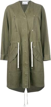 Alexander Wang military style jacket