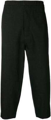 Societe Anonyme Japjogger cropped trousers
