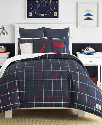 Nautica Tillington Twin Comforter Set Bedding