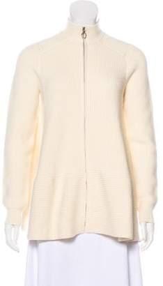 Christian Dior Wool Knit Jacket