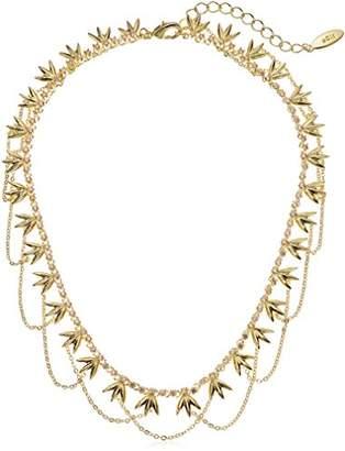 Noir Abelle Choker Chain Necklace