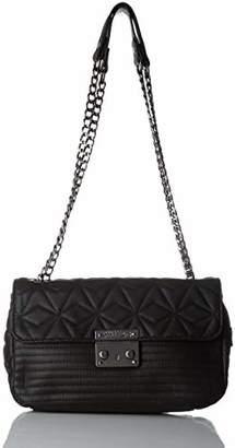 Kaporal Women's NABAH18W04 Shoulder Bag Black