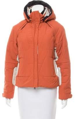 Dolce & Gabbana Short Puffer Coat