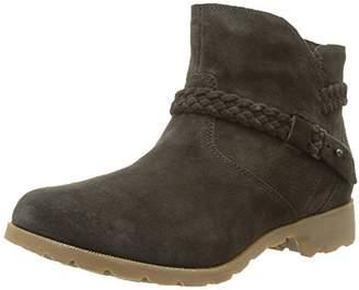 Teva Women's W Delavina Suede Ankle Boot