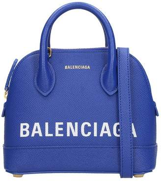 Balenciaga Ville Top Xxs Signature Handle Bag