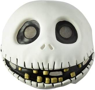 Disguise Men's The Nightmare Before Christmas Jack Skellington Mask, One